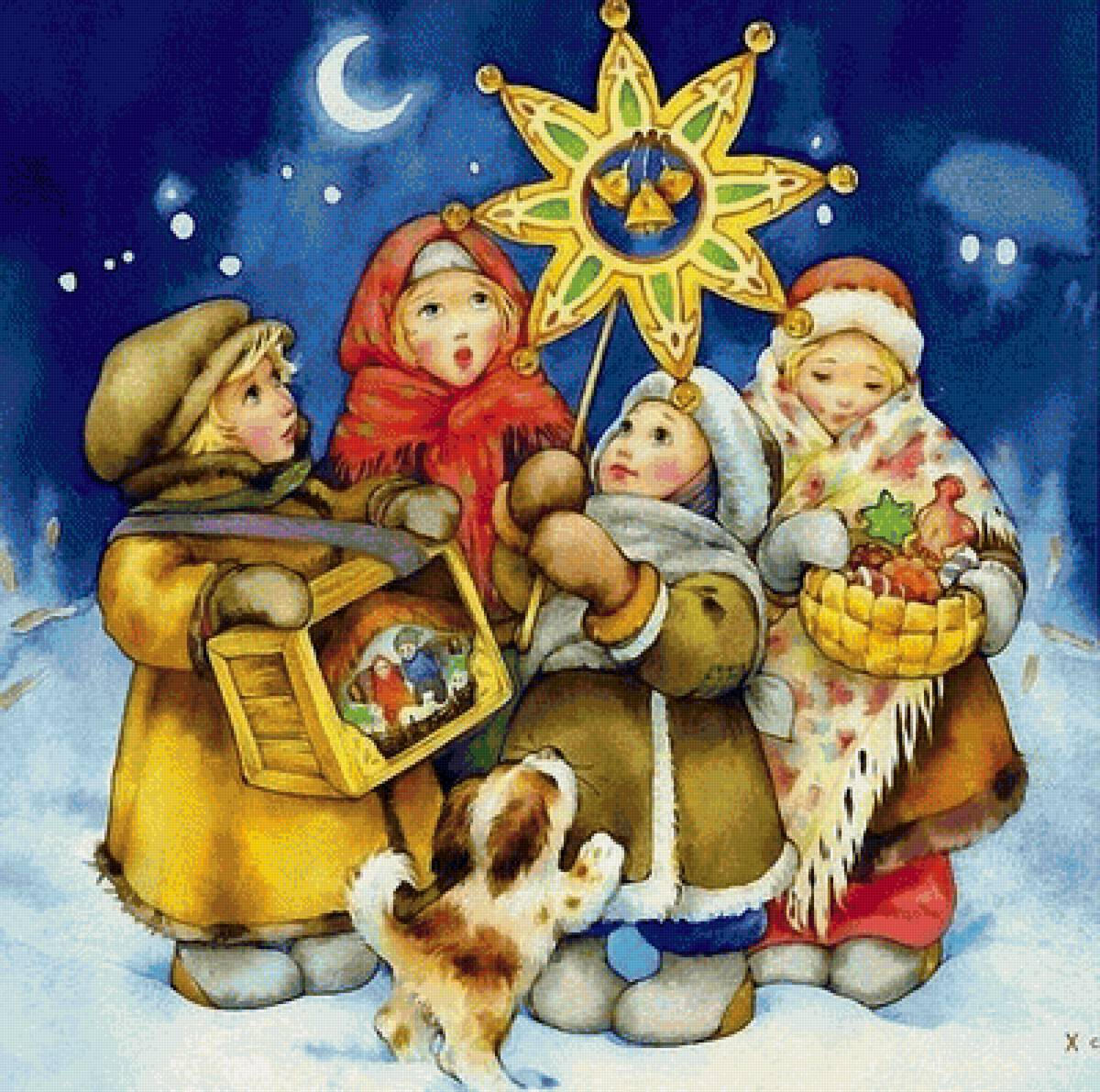 Картинки о празднике рождества