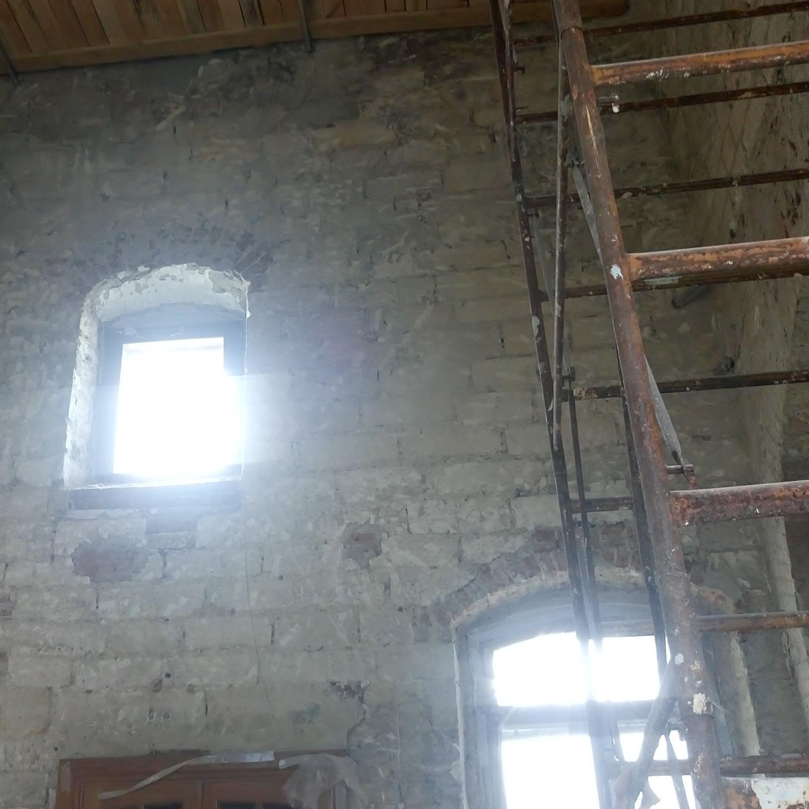 Реставрация, состояние на Июль 2018